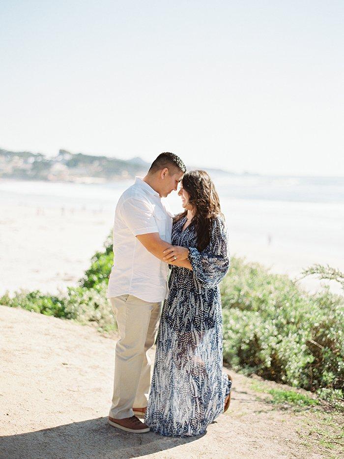 Engagement Carmel California0033