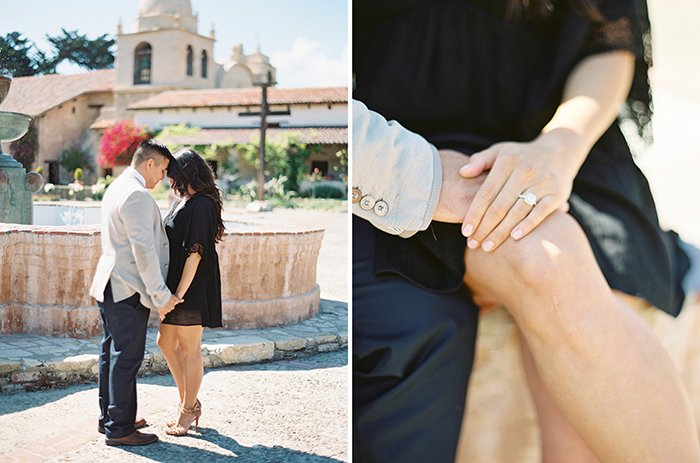 Engagement Carmel California0040