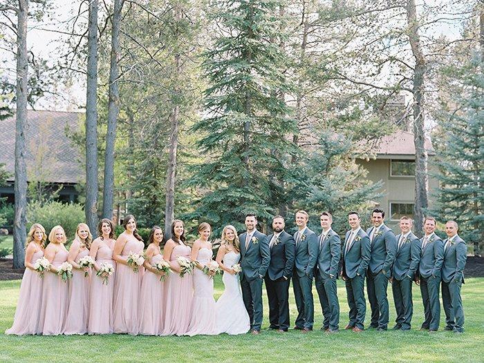 Great Hall Sunriver Wedding0145