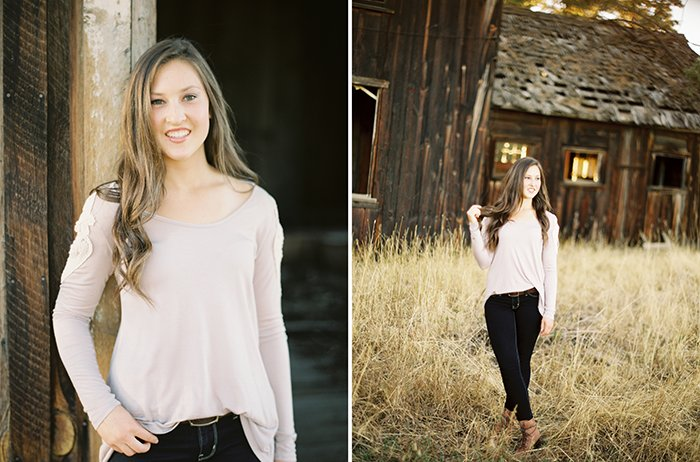 Sisters Oregon Senior Portraits0003
