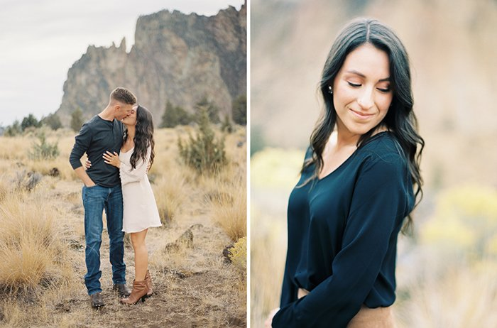Engagement at Smith Rock 0002