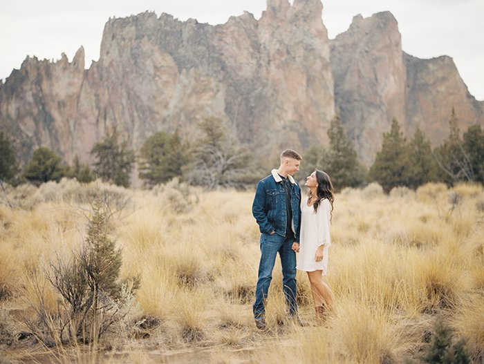 Engagement at Smith Rock 0003