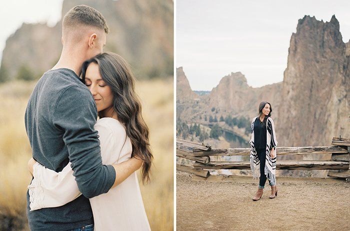 Engagement at Smith Rock 0009