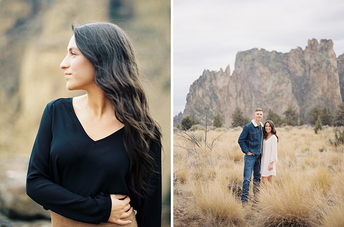 Engagement at Smith Rock 0013