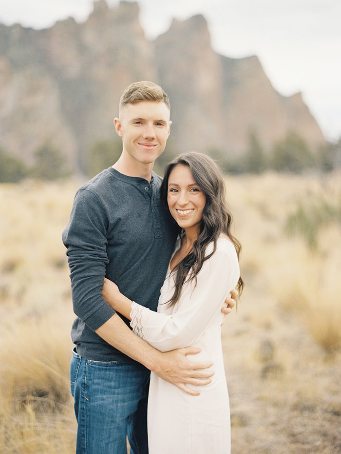 Engagement at Smith Rock 0014