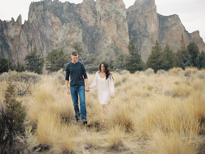 Engagement at Smith Rock 0015