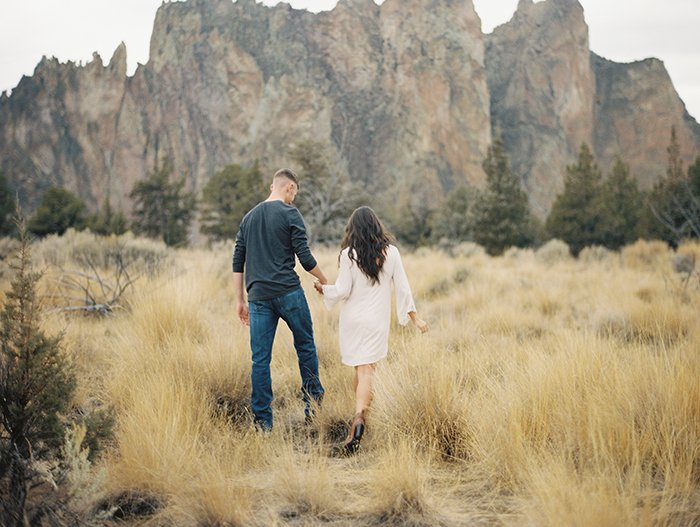Engagement at Smith Rock 0023