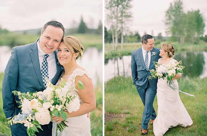 Sunriver OR Wedding0024