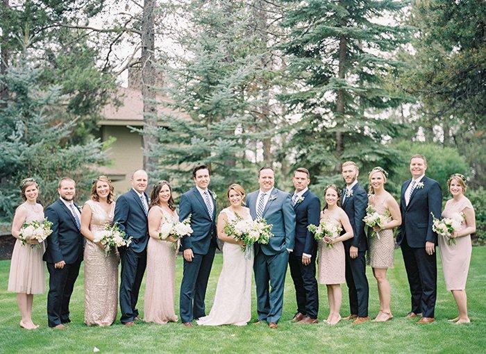 Sunriver OR Wedding0054