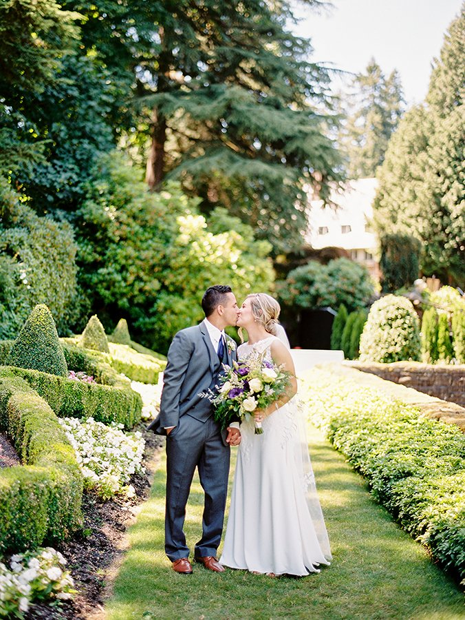 Lewis & Clark College Wedding