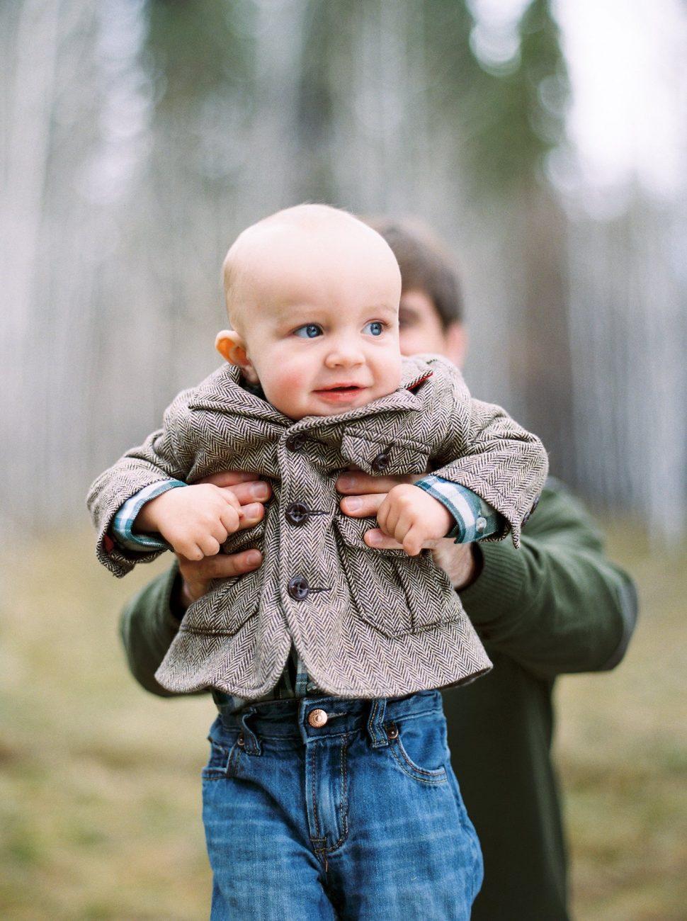 Sweet baby at Shevlin Park