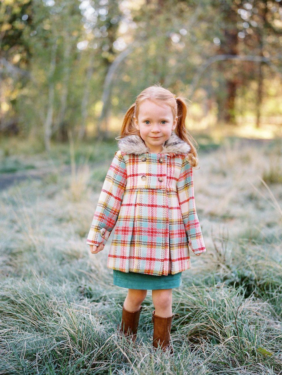 Little girl at Shevlin park
