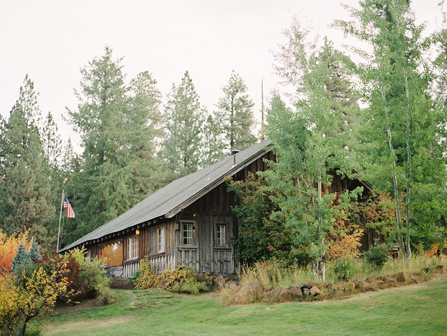 House on Metolius Cabin
