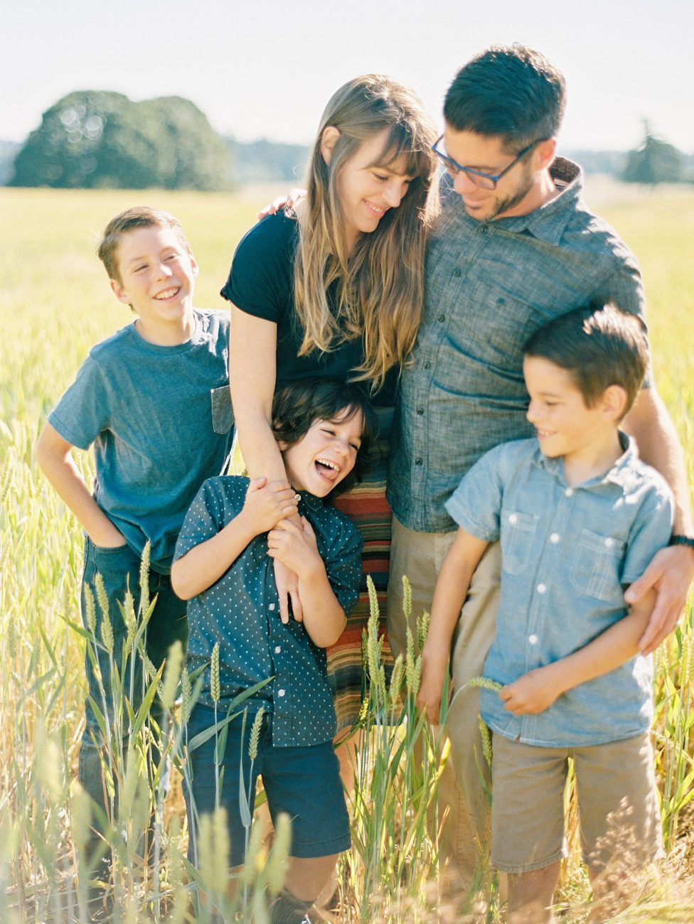 Bend Oregon family photography.