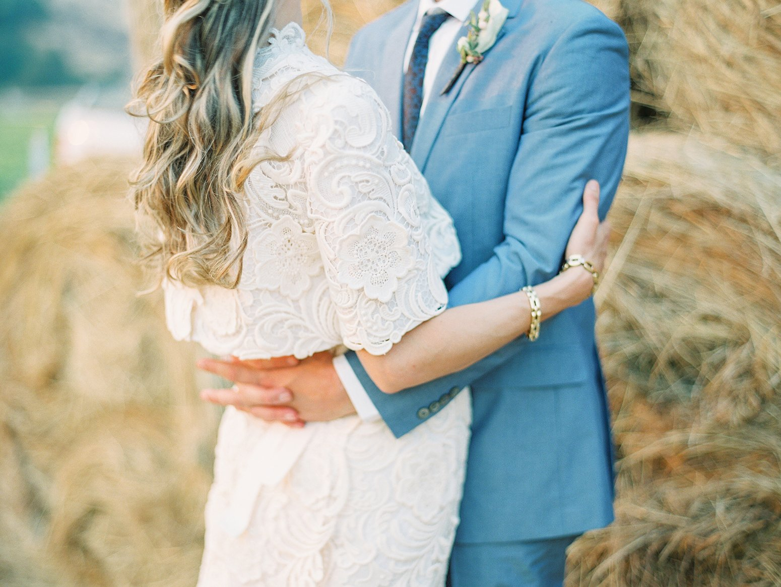Wedding photography by Marina Koslow in Central Oregon.