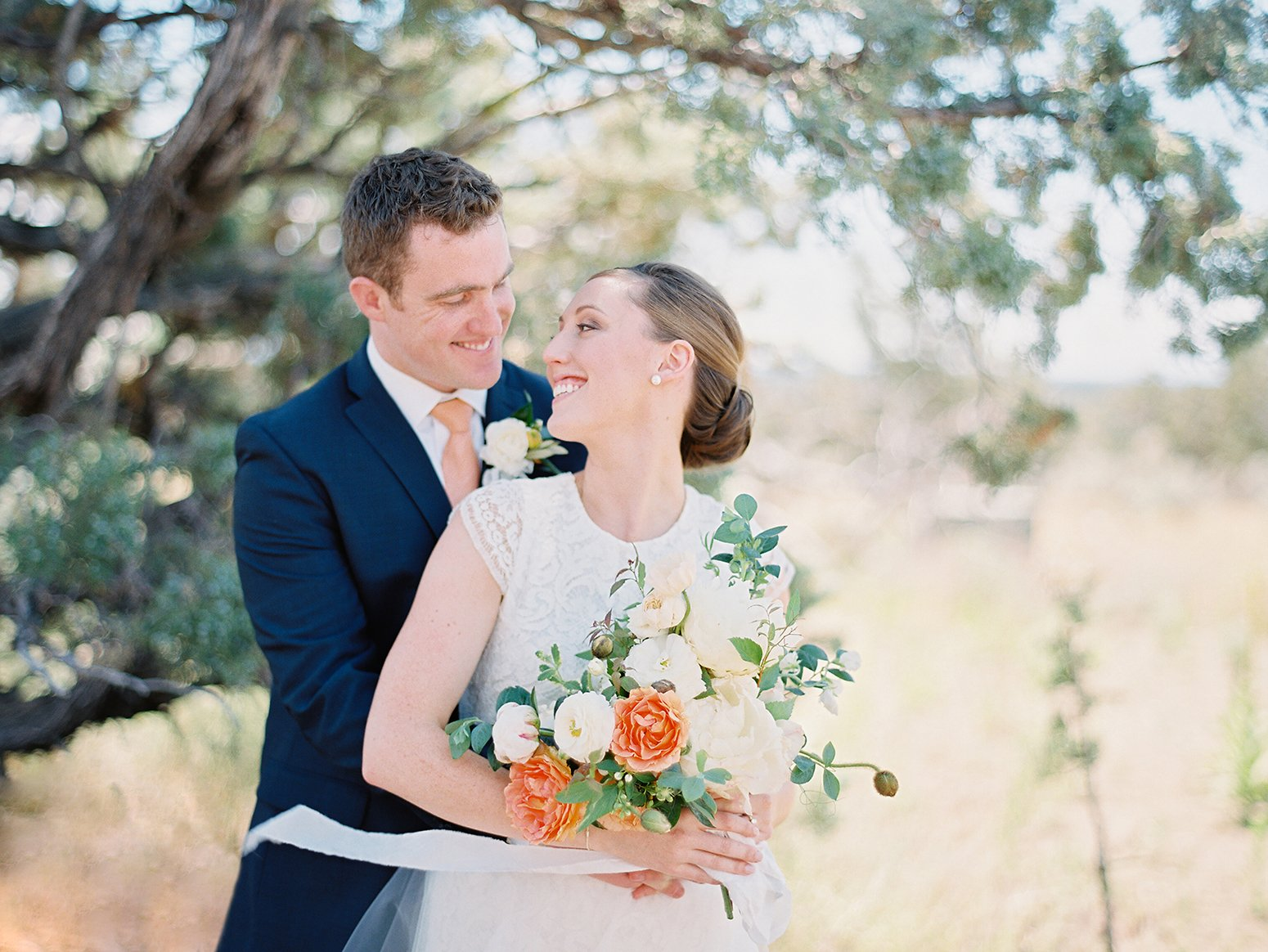 Brasada Ranch wedding photography by Marina Koslow.