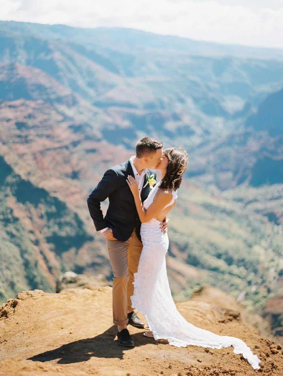 Elopement photography in Kauai by Marina Koslow