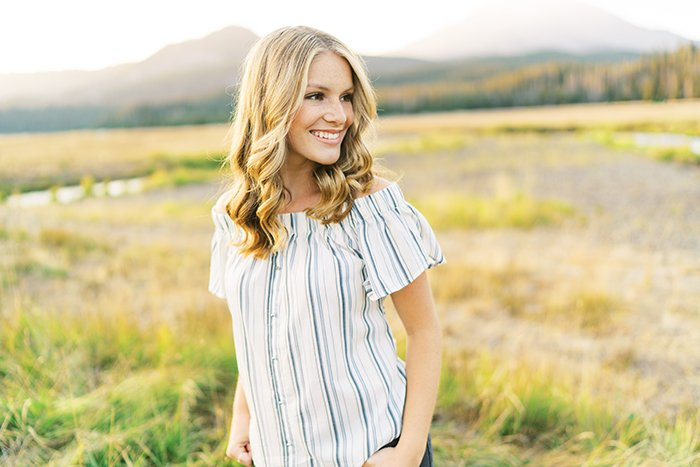 Senior Photography Bend Oregon