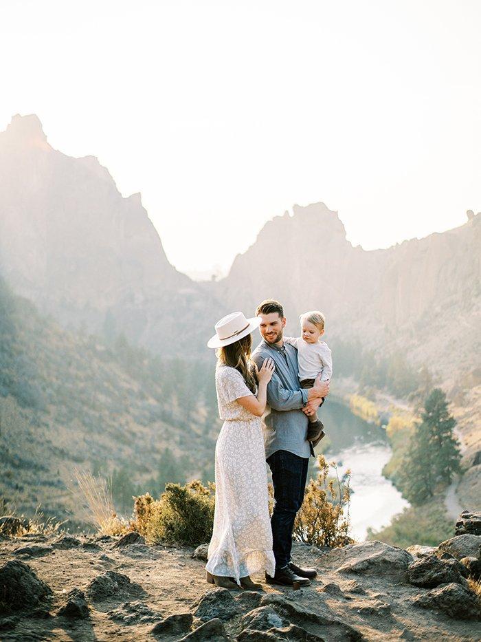 Bend Oregon Family photography by Marina Koslow